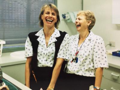 36 years of Nursing in General Practice