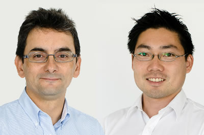 Meet Dr Sean Das and Dr Kazunori Nakajima